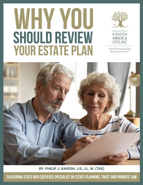 Why You Should Review Your Estate Plan